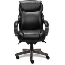 Hyland Executive Office Chair, Jet Negro