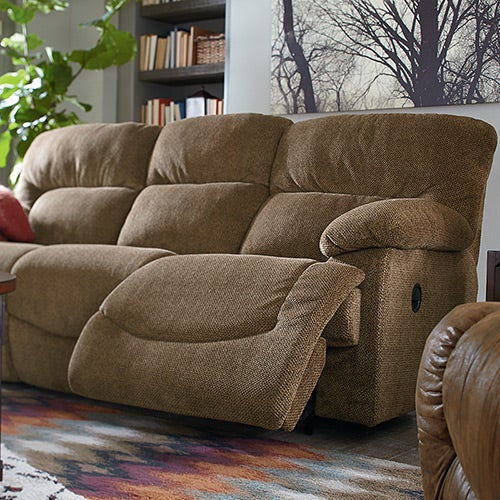 Asher La Z Time Full Reclining Sofa