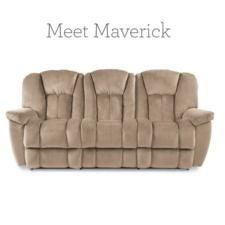 Maverick Wall Reclining Sofa | La-Z-Boy