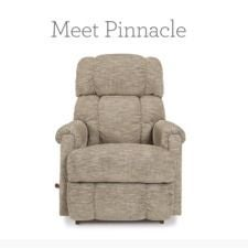 Pinnacle Platinum Power Lift Recliner w/ Mage & Heat | La-Z-Boy on