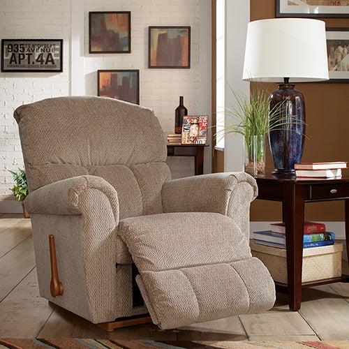 Sillón mecedor reclinable Briggs Reclina-Rocker®