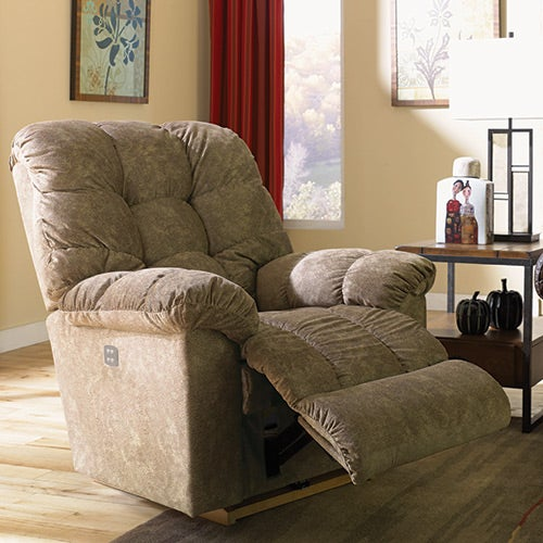 Gibson Power Rocking Recliner