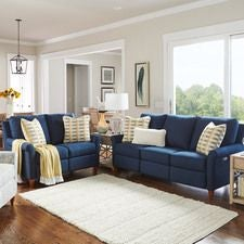 Abby duo® Reclining Loveseat
