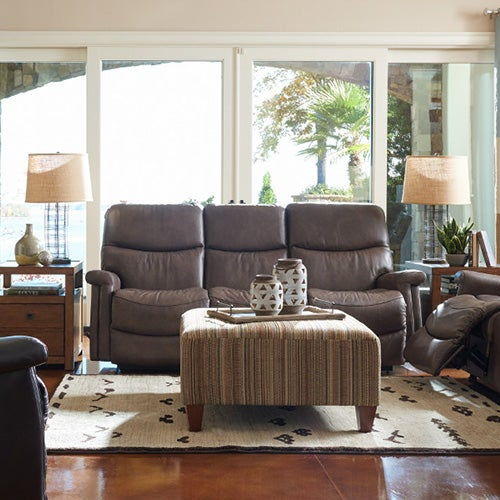 Baylor Reclina Way 174 Full Reclining Sofa
