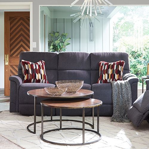 Oscar La Z Time 174 Full Reclining Sofa