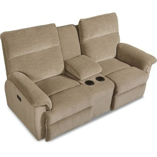 Miraculous Jay Power Reclining Loveseat W Headrest Console Gmtry Best Dining Table And Chair Ideas Images Gmtryco