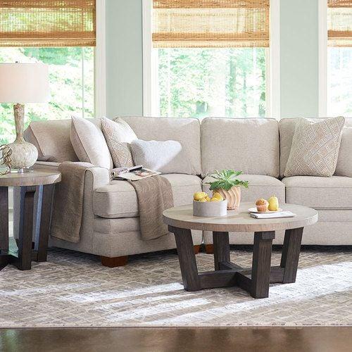 Miraculous Meyer Sectional La Z Boy Inzonedesignstudio Interior Chair Design Inzonedesignstudiocom
