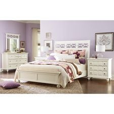 Lynn Haven Queen Sleigh Bed Ccomplete