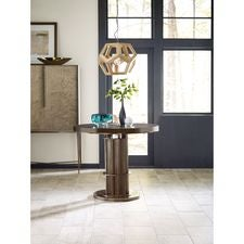 LINDSEY ADJUSTABLE HT COUNTER DINING TABLE COMPLET