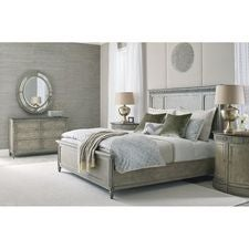 Savona King Katrine Panel Bed 6/6 Complete