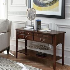 Arcadia Sofa Table