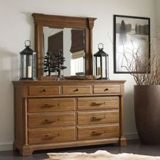 Stone Ridge Drawer Dresser