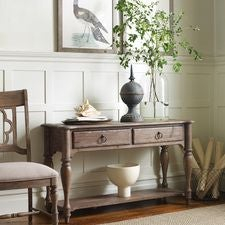 Weatherford Cornsilk Sofa Table