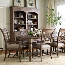 Weatherford Heather Canterbury Table