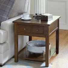 Champlain Rectangular Drawer End Table