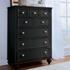 Camden Dark Drawer Chest