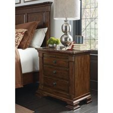 Portolone Bachelors Chest W/Marble Top