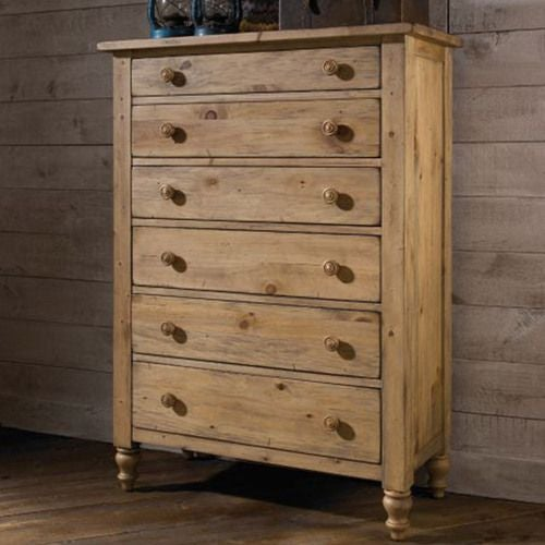 Homecoming Pine Drawer Chest