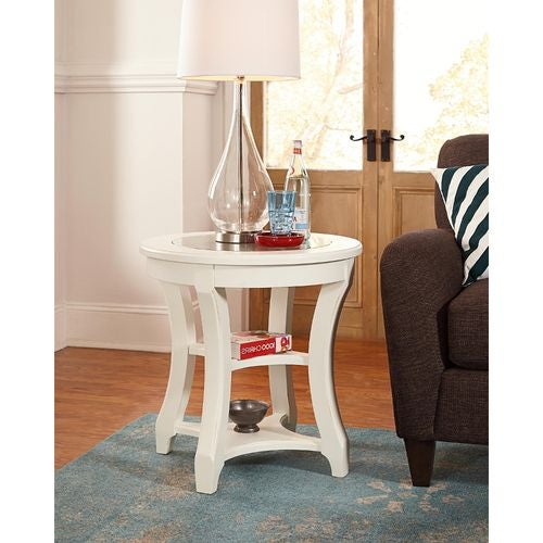 Lynn Haven Round End Table-Kd