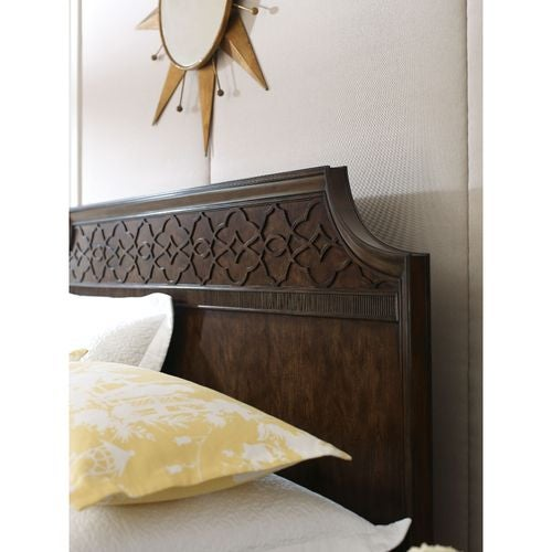 Grantham Hall Panel Headboard King-California King