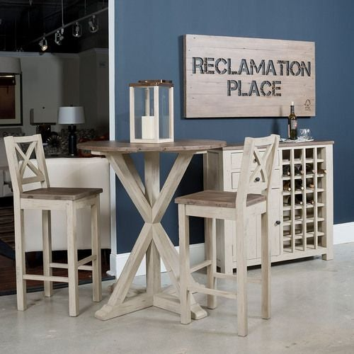 Reclamation Place Bar Table