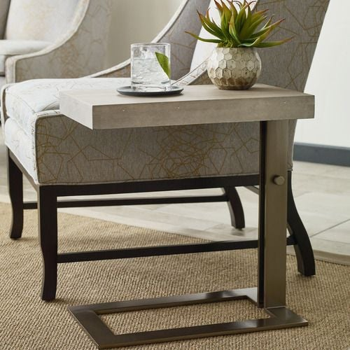 AD Modern Classics Blaine Chairside Table