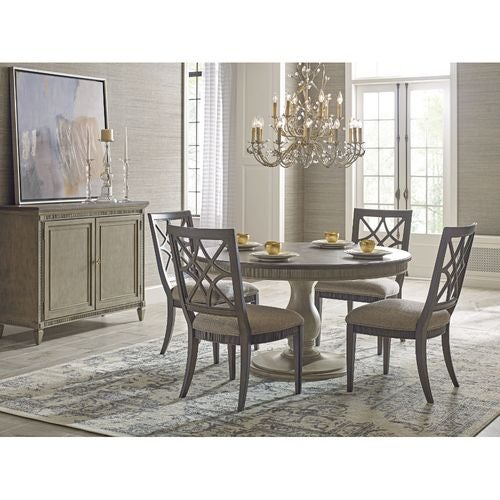 Savona Octavia Dining Table Complete