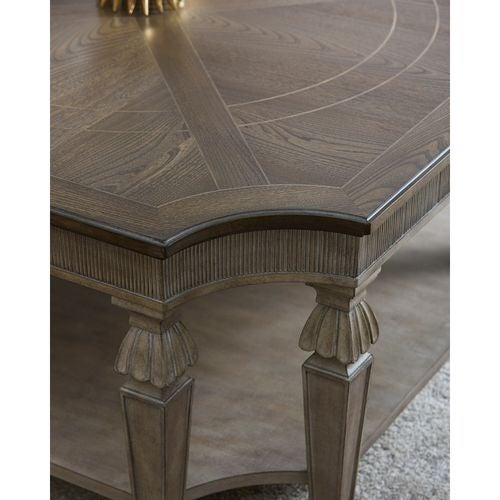Savona Dorothea Square Cocktail Table