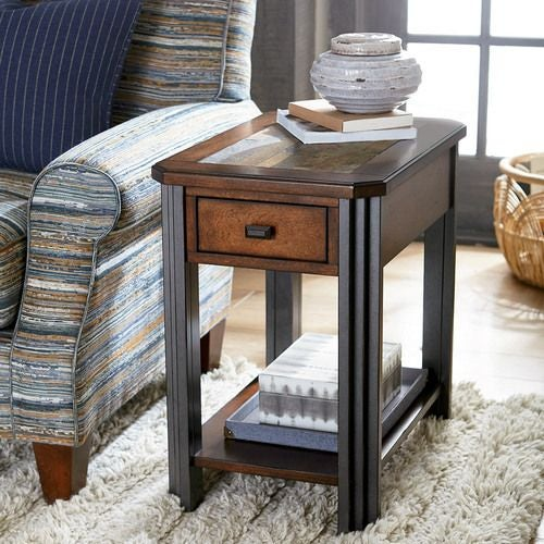 Slaton Chairside Table