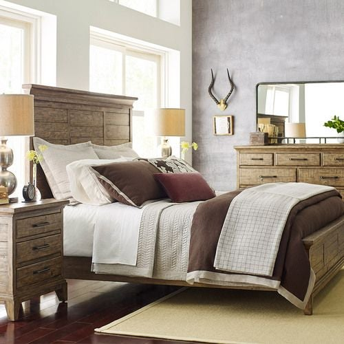 Jessup Panel Bed Package 6/6