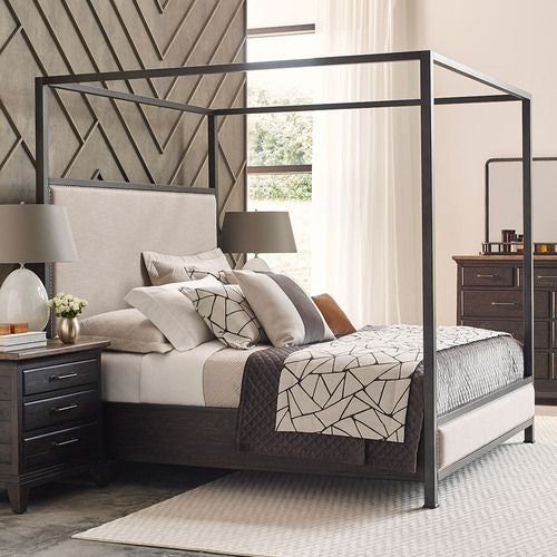 Shelley Canopy Bed Package 6/0