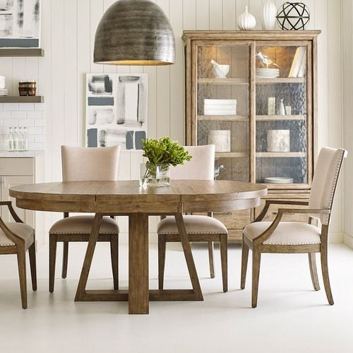 On Dining Table