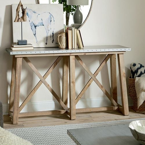 Junction Truss Sofa Table