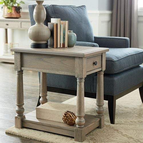 Outland Chairside Table