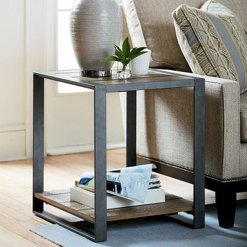 Blanton Rectangular End Table