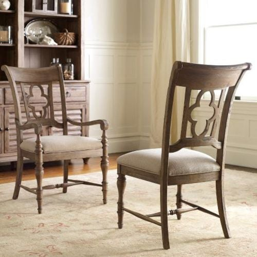 Weatherford Heather Side Chair | Tuggl