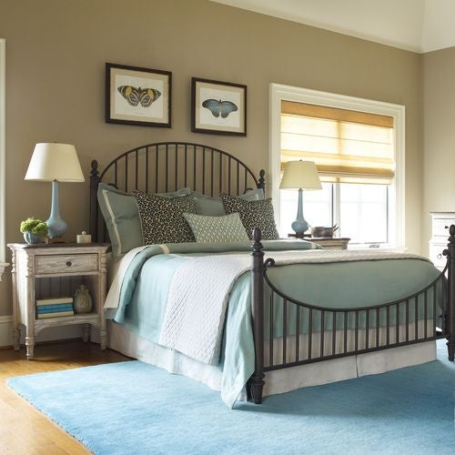 Weatherford Heather Westland King Bed - Complete | Tuggl