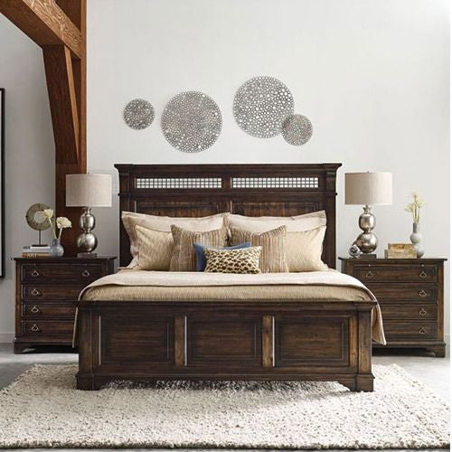 Wildfire Northgate King Bed - Complete