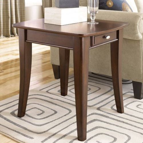 Enclave Rectangular End Table