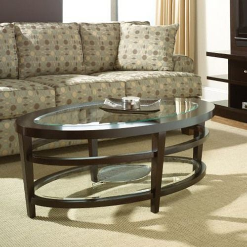 Urbana Oval Cocktail Table