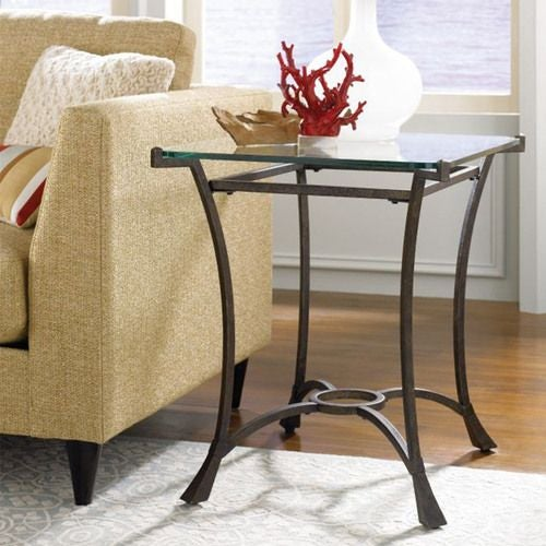 Sutton Rectangular End Table