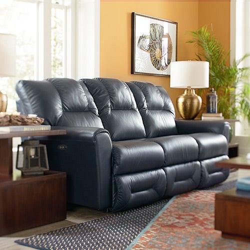 Easton Powerrecline La Z Time 174 Full Reclining Sofa
