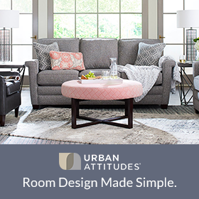Room design made simple: Shop the Urban Attitudes collection